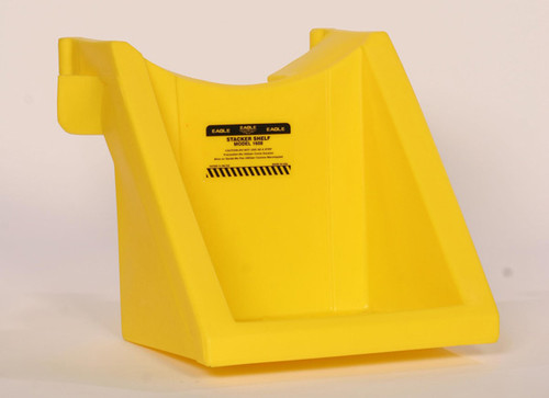 Buy Eagle 1608 Yellow Poly Shelf for Stacker Units today and SAVE up to 25%.