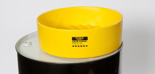 Buy Eagle 1660 Drum Funnel-Yellow High Density Polyethylene 18 in today and SAVE up to 25%.