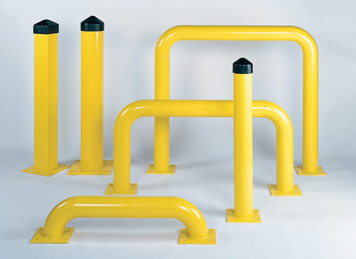 Buy Eagle 1174 4 In Yellow (36 In H x 36 In W) Machine Guard Steel today and SAVE up to 25%.