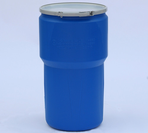 Buy Eagle 1610MB Open Head Poly Drum 14 Gal Blue w/ Metal Lever-Lock Ring today and SAVE up to 25%.