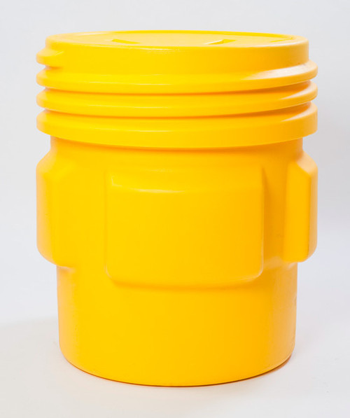 Buy Eagle 1661 Overpack Poly Drum 65 Gal Yellow with Screw-on Lid today and SAVE up to 25%.