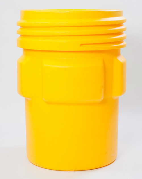Buy Eagle 1690 Overpack Poly Drum 95 Gal. Yellow with Screw-on Lid today and SAVE up to 25%.