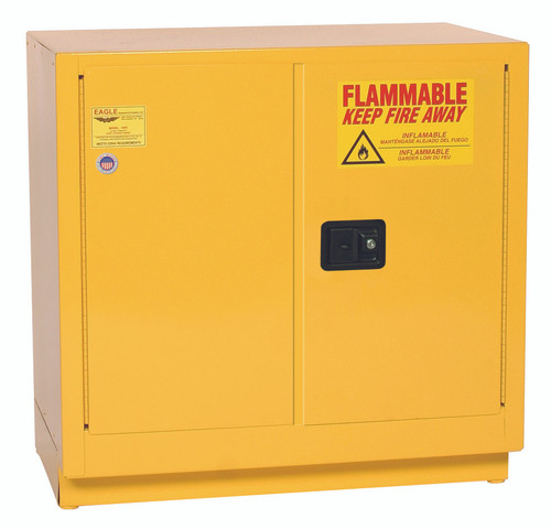 Buy Eagle 1970 Flammable Liquid Safety Storage Cabinet 22 Gal  Self Close today and SAVE up to 25%.