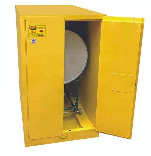 Buy Eagle 1928X Horizontal Safety Cabinet 55 Gal Two Door Manual Close today and SAVE up to 25%.