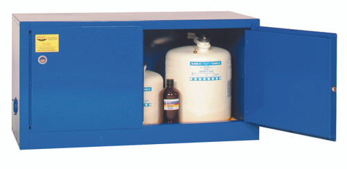 Buy Eagle ADD-CRA Self Close 15 Gal Metal Acid Corrosive Safety Cabinet today and SAVE up to 25%.