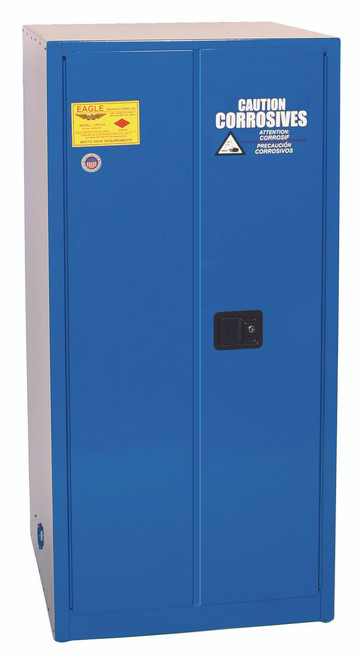 Buy Eagle CRA6010X Self Close 60 Gal Metal Acid & Corrosive Safety Cabinet today and SAVE up to 25%.