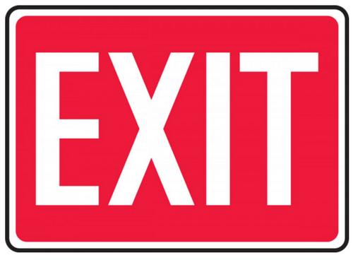 Accuform MEXT518 Exit Sign. Shop now!