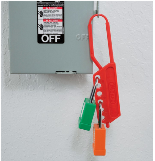 Accuform KDD104 Loop Hasp Lockout. Shop now!