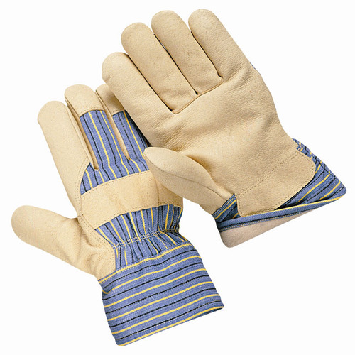 Wells Lamont Thermofill Lined Leather Palm Gloves. Shop now!