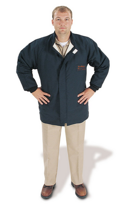 Steel Grip AG40C-35 NOMEX and KEVLAR 35 inches Jacket . Shop now!