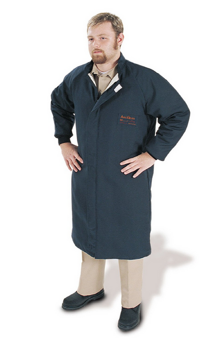 Steel Grip AG40C-50 NOMEX and KEVLAR 50 inches Coat. Shop now!