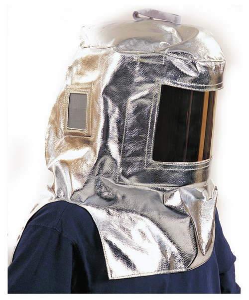 Steel Grip AC111637B  Aluminized Carbon/Kevlar Hood. Shop now!