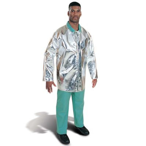 Steelgrip SG-AC111136-35-L 35 Inch Aluminized Carbon/Kevlar Jacket