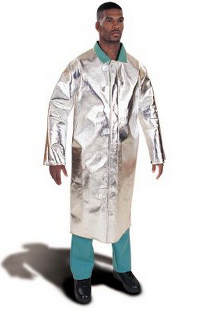 Steel Grip APB1136-50 50 Inch Aluminized PBI/Kevlar Coat. Shop now!