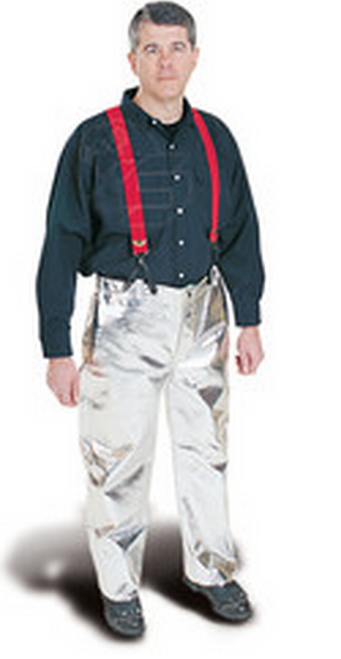 Steel Grip ARL410 Aluminized Rayon Overpant. Shop now!