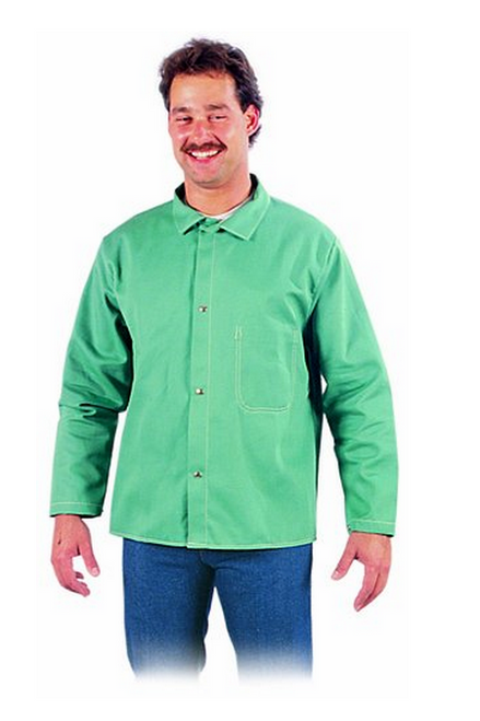 Steelgrip GS16750 30 Inch FR Treated Cotton Jacket. Shop now!