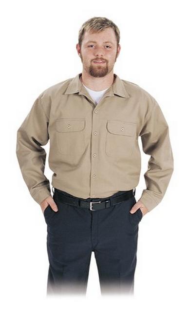 Steel Grip KU79575 Khaki Westex UltraSoft Button Front Shirt. Shop now!
