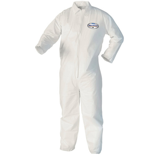 KleenGuard A40 Shell Protection Coveralls - 25 Each