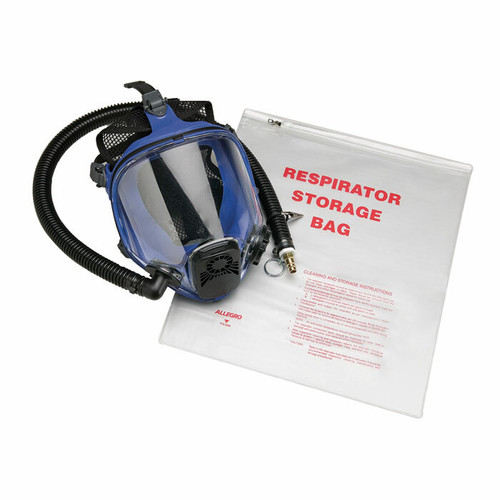 Allegro 2000 Respirator Storage Bag w/ Zipper. Shop Now!