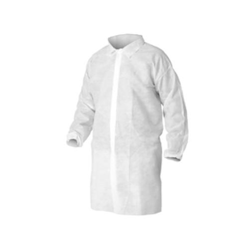 Kimberly Clark A10 Light Duty Labcoat - 50 Each