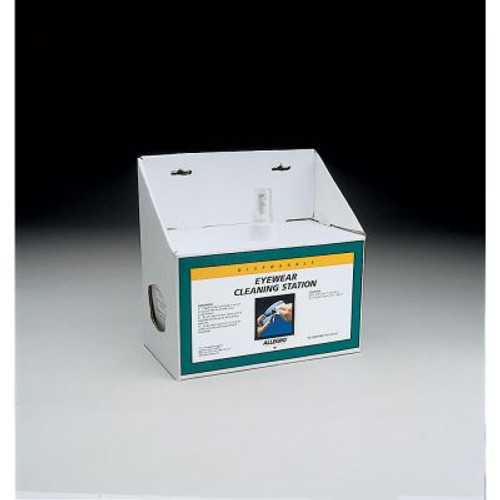 Allegro Safety 0355-01 Small Disposable lens cleaning Station. Shop Now!