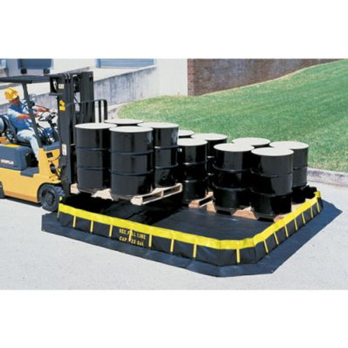 UltraTech 8310 748 Gallon Stake Wall Model Containment Berm. Shop now!