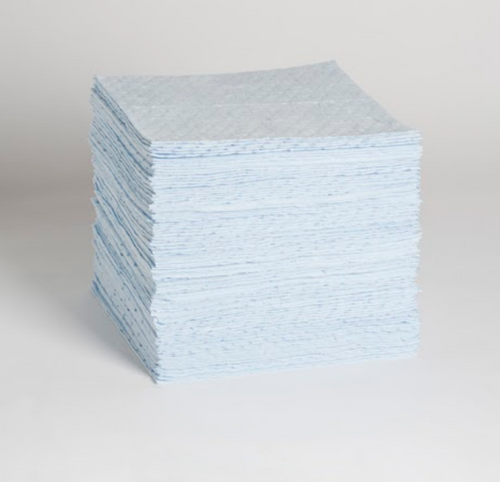 CEP BBP200 Oil Only Blue Bonded Sorbent Pads. Shop now!