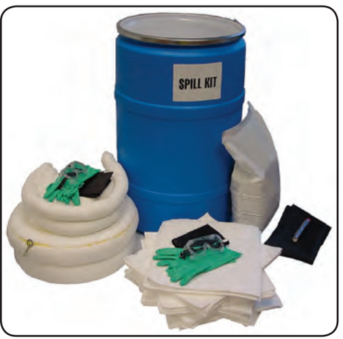 CEP ASK-20-UP 14 Gallon Pail Universal/Chemical Spill Kit