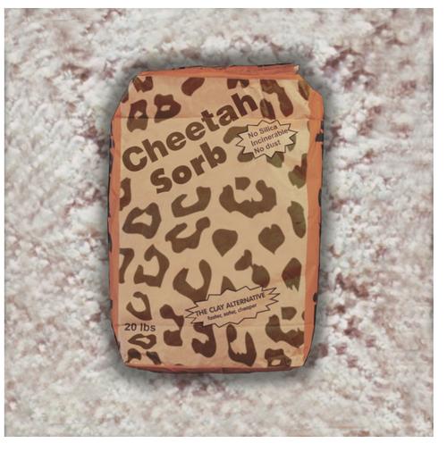 CEP TS20 Cheetah Sorb Absorbent. Shop now!
