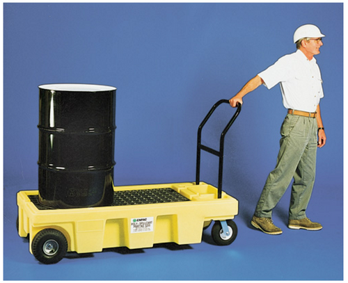 CEP 5200-YE Poly-Spillcart. Shop now!