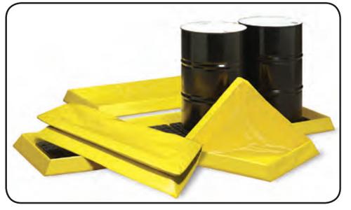CEP 5770-YE 6 Drum Spillpal Portable Spill Containment. Shop now!