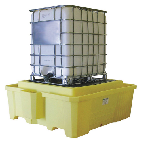 CEP 5469-YE-D IBC Spill Pallet with Drain. Shop now!