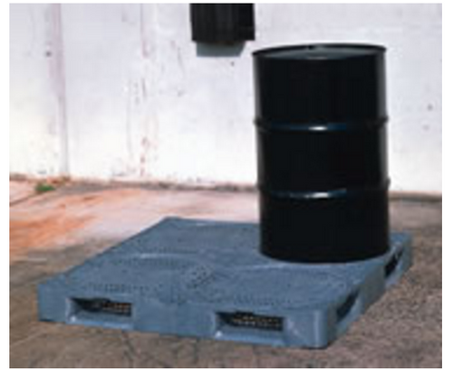 UltraTech 0802 SpillKing Drum Pallet Model With Drain. Shop now!