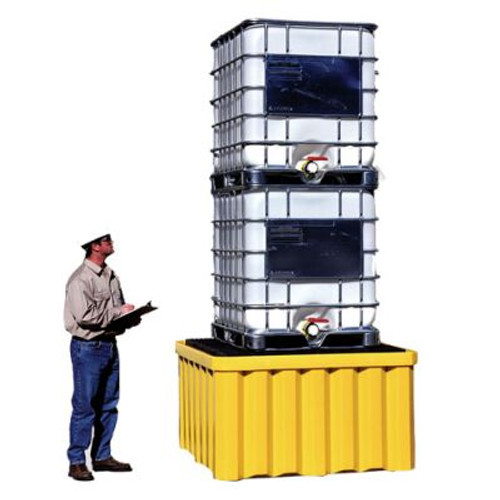UltraTech 1058 Ultra IBC Spill Pallet With Drain. Shop now!
