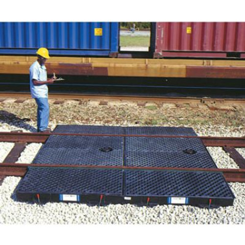 UltraTech 9596 9 Foot Ultra Trackpan System with Covers. Shop now!