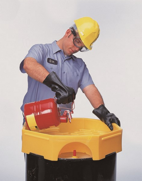 UltraTech 0482 Bung Access Drum Funnel with spout No Cover. Shop now!