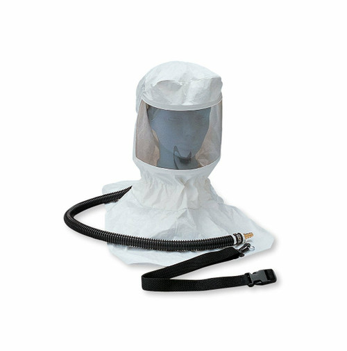 Allegro 9910 Complete Tyvek Respirator Hood Assembly. Shop Now!