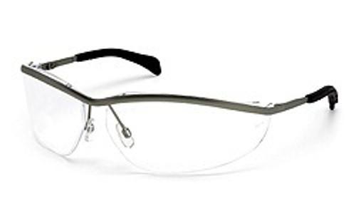 Klondike Metal frame, clear lens