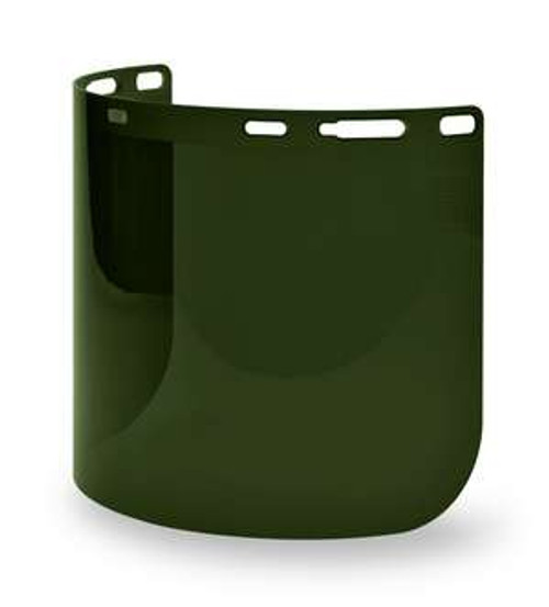 Elvex Molded Polycarbonate Welding Face Shield