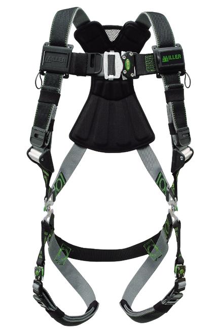 Miller RDT-QC/UBK Standard Revolution Harness w/ DualTech Webbing. Shop now!