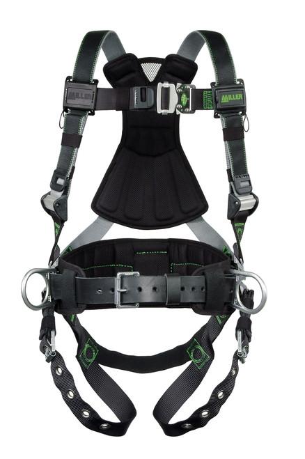 Miller RDT-QC-BDP/UBK Standard Revolution Harness w/ DualTech Webbing. Shop now!