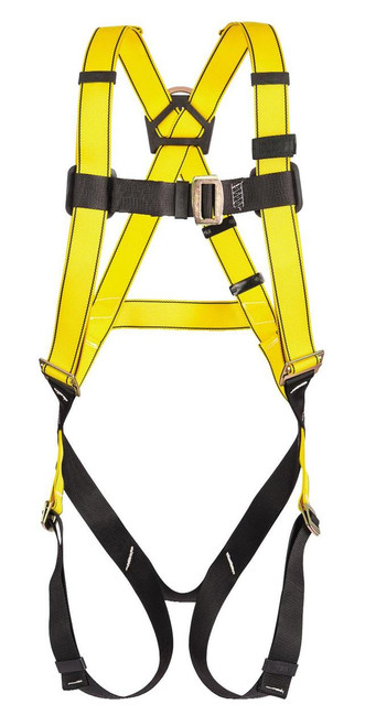 Workman harness w/ back D-rings & Qwik-Fit legs (Standard). Shop Now!