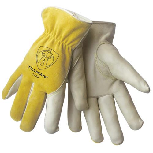 Tillman 1428 Top Grain Cowhide Palm, Drivers Gloves. Shop Now!