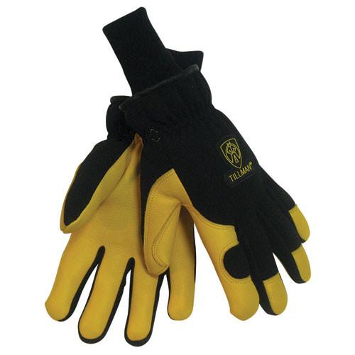 Tillman 1592 Top Grain Deerskin Palm Thinsulate Winter Gloves. Sold Now.