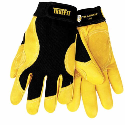 Tillman 1475L Top Grain Cowhide TrueFit Performance Work Gloves. Shop Now!