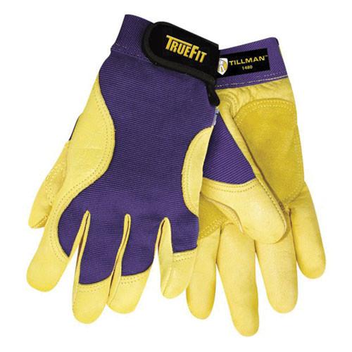 Tillman 1480 Top Grain, TrueFit Deerskin Performance Gloves. Shop Now!