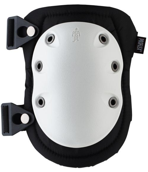 Ergodyne ProFlex 315 Long Textured White Cap Kneepad. Shop now!