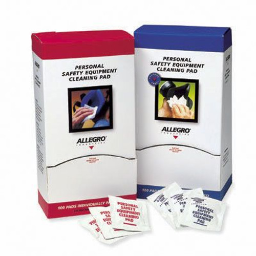 Allegro 3001 Alcohol-free Cleaning Pad Towelettes 5 in x 8 in (100/Box). Sold Now!