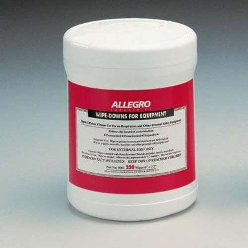 Allegro 5001 Wipe Downs for Equipment - Pop Up Canister. Shop Now!