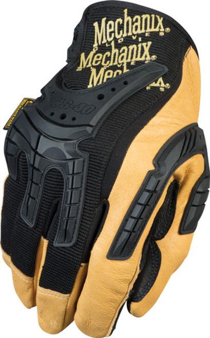 Mechanix Wear CG40-75 Heavy Duty Leather Gloves. Shop Now!
